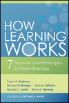 Susan A. Ambros et al., How Learning Works