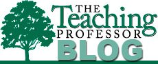 The Teaching Professor Blog