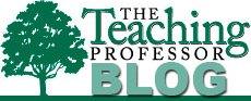 The Teaching Professor Blog