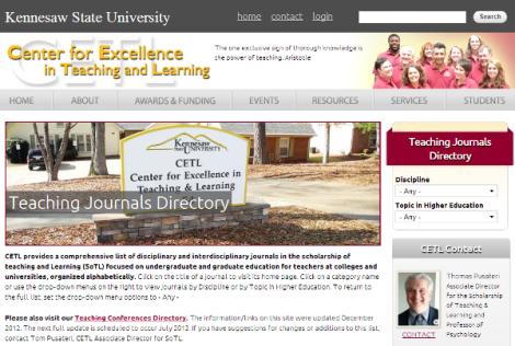 Journals Directory