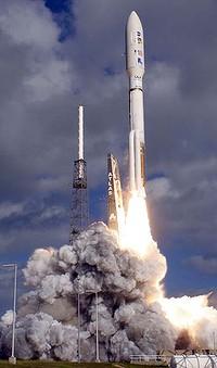 Launch of NASA Curiosity Rover