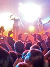 Concert by Lisdavid89 (CC 2009)
